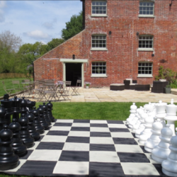 Giant chess £30 per day