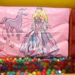 10x10 Ball Pool Barbie