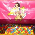10x10 Ball Pool Disney Princess