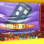 10x10 Ball Pool Dr Who