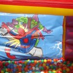 10x10 Ball Pool Spiderman