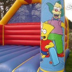 Simpsons pillar