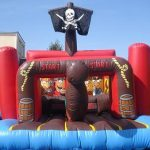 30ft Pirate Ship Front Sunny1