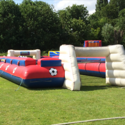 5 aside Human table football £275 per day