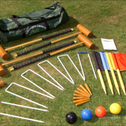 Croquet set £25 per day