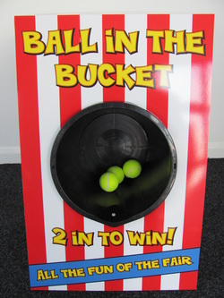 What are the rules of bucket ball? - Answers
