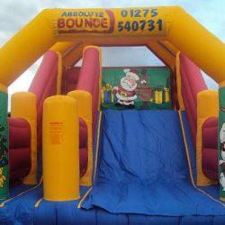 Christmas Minislide 14ft x18ft x15ft