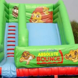 Jungle Slide £150 per day