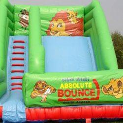 Jungle Slide £150 per day