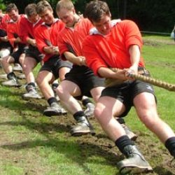 36M Adult Tug Of War Rope £30 per day