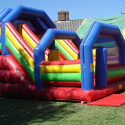 Archie the slide £100 per day