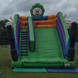 Clown super slide £135 per day